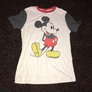 Tops - Mickey Mouse Tee
